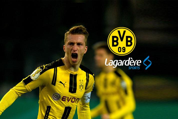 Borussia Dortmund give green signal to virtual advertising ...