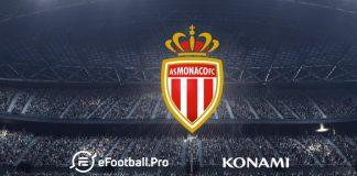 AS Monaco joins eFootball.Pro