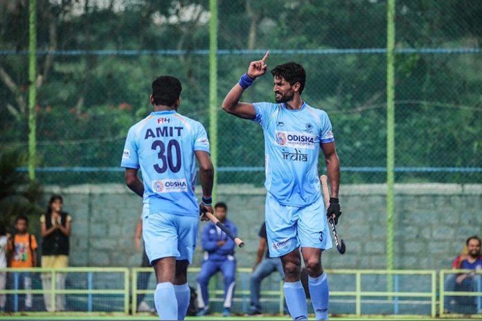 Asian Games 2020 Soccer.Asian Games Hockey India Pakistan Final Amidst Goal Scoring