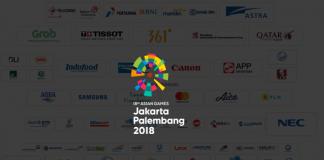 asian games 2018 jakarta and palembang,Sports Business News Asian Games 2018,Asian Games 2018 Organising Committee,Asian Games 2018 sponsors,2018 Asian Games sponsorship deal