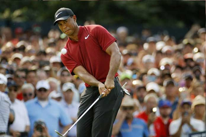 Tiger Woods,PGA Championship,tiger woods pga tour,pga championship 2018,brooks koepka tiger woods