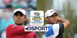 Anirban Lahiri and Shubhankar Sharma to represent India in PGA Championship 2018