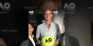 Dunlop sponsorship,Australian Open,Australian Open ball,Dunlop Australian Open,sports business news