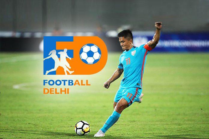 Football News,sunil chhetri,sunil chhetri birthday,delhi football day,sunil chhetri news