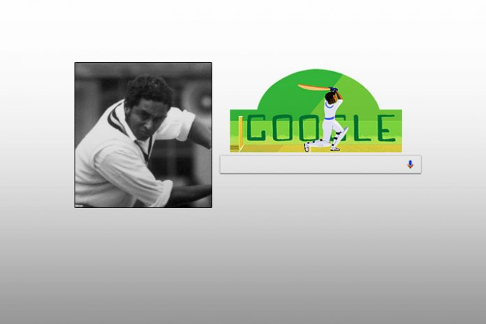Dilip Sardesai birthday, Rajdeep Sardesai, Google Doodle Today, Google doodle,