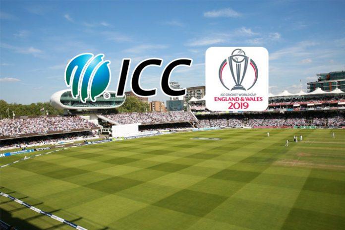 International Cricket Council ICC,cricket world cup 2019,icc cricket world cup,World Cup 2019,icc cricket world cup 2019