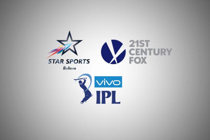 hotstar, indian premier league, star india, star sports, 21st century fox