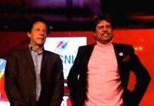 Imran Khan invites Gavaskar, Kapil Dev