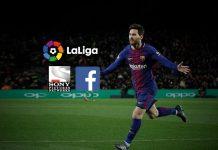 la liga broadcast in india 2018-19,la liga tv rights distribution india 2018-19,la liga telecast in india 2018-19,la liga facebook deal,sony pictures networks india facebook