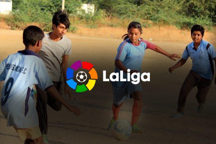 LaLiga India,LaLiga Football Schools,LaLiga Grassroots Football,sony pictures networks,football schools