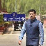 media rights in india,Rajyavardhan Singh Rathore,doordarshan news,cricket broadcast,icc world cup