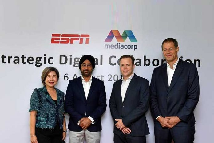 Mediacorp-ESPN deal