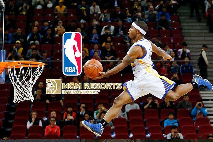 nba mgm deal,nba mgm resorts,mgm resorts,National Basketball Association,nba gaming partner