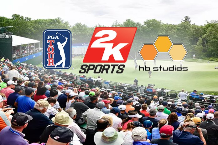 2K Sports for The Golf Club 2019,Golf Club 2019 video game,Golf Club 2019,American video game developers,PGA Tour partners with 2K Sports