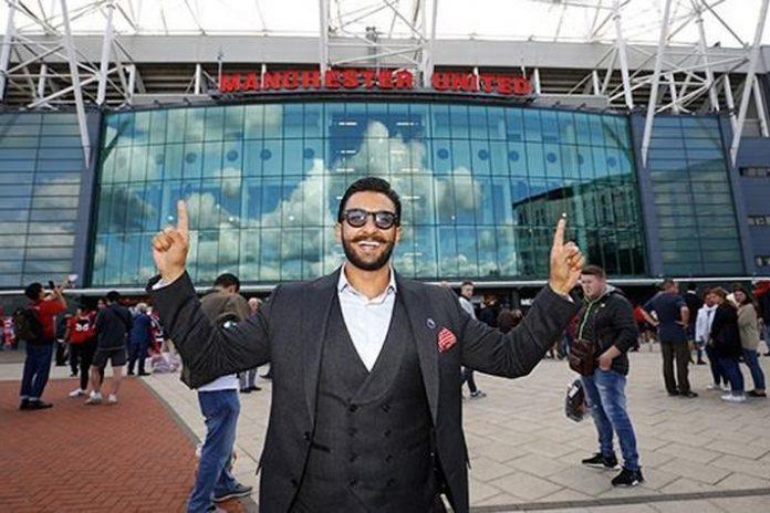 Ranveer Singh Premier League India brand ambassador,Premier League India brand ambassador,Ranveer Singh Brand Ambassador,Premier League India Amabssador,Ranveer Singh Premier League