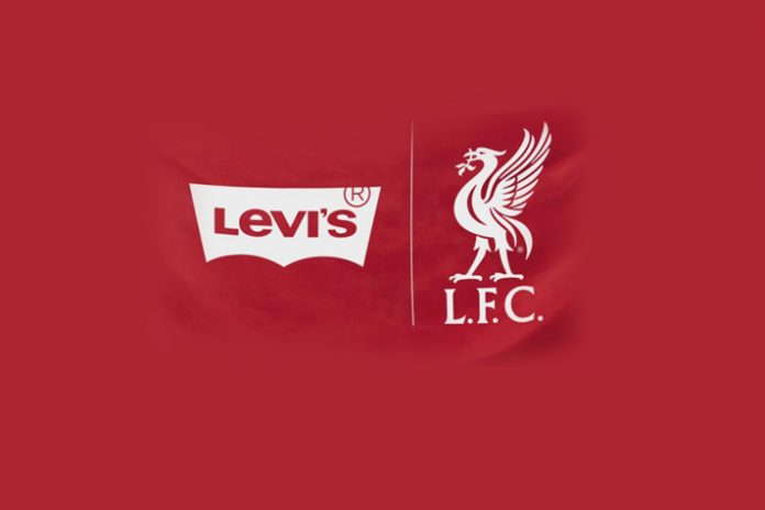 liverpool fc sports business sponsorship deals news,liverpool fc sponsorship deals,liverpool fc Levi's denim partner,liverpool fc levis denim,liverpool fc news