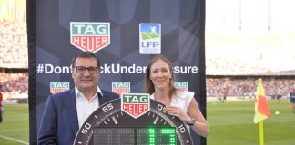 Ligue de Football Professional,tag heuer lfp deal,tag heuer,ligue 1 official timekeeper,ligue 1 Deal