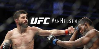 PVH Corporation,van heusen,ufc van heusen,PVH UFC deal,Ultimate Fighting Championship