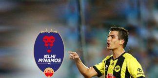 Indian Super League,Delhi Dynamos FC,Andrija Kaluderovic,Delhi Dynamos FC sign Andrija Kaluderovic,Andrija Kaluderovic join Delhi Dynamos FC