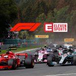 Formula 1,ELEVEN SPORTS broadcast deal,F1 ELEVEN SPORTS,F1 Media Rights,formula 1 world