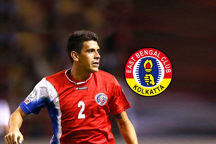 fifa world cup, east bengal fc, football news india, i league 2018, Johnny Acosta