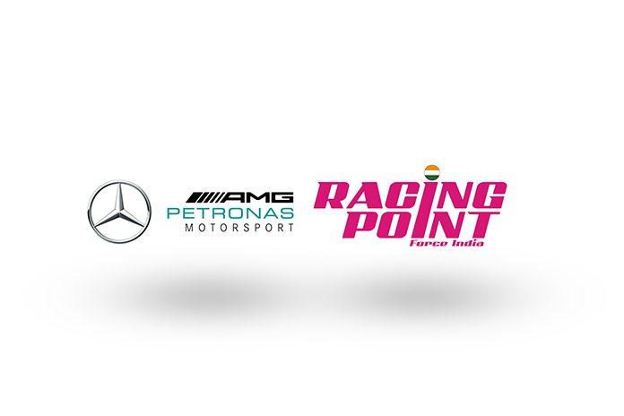 Mercedes Force India,Racing Point Force India,Mercedes amg petronas,formula 1,force india