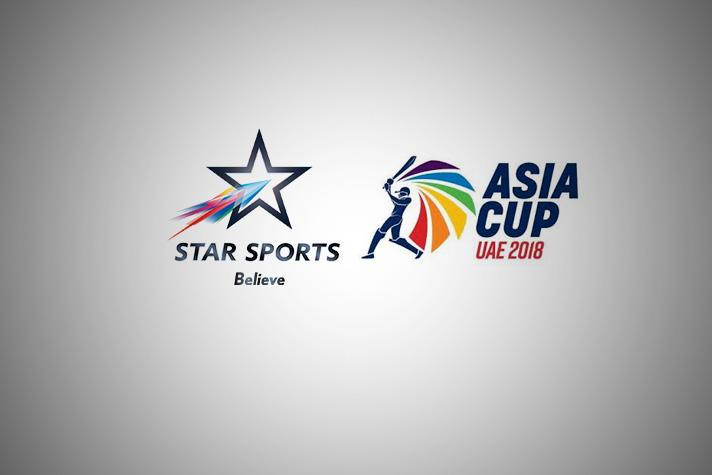 Asia Cup 2018: Star India dedicates 9 screens