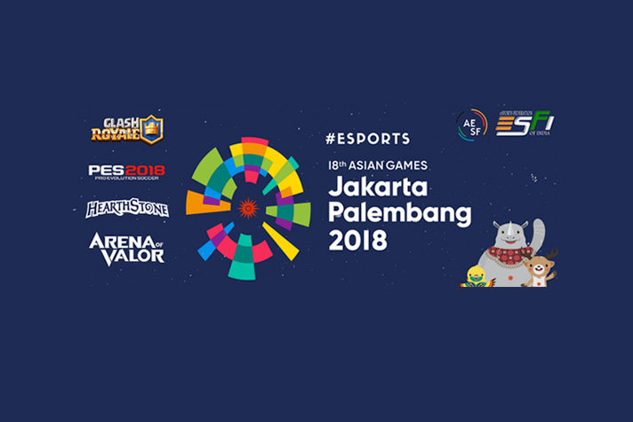strong esports - Asian Games Esports India
