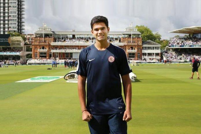 Arjun Tendulkar, Lord's Cricket Ground, England-India Test, India Test England, Cricket Ground London