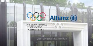 Allianz IOC TOP sponsor,IOC TOP Sponsors,john hancock,ioc Sponsorship,allianz sign Deal with IOC