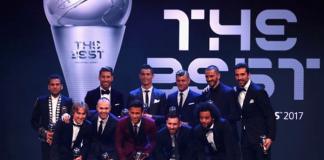 Best FIFA Awards,FIFA FIFPro World11,Luka Modric,Didier Deschamps,Best FIFA Men's Player Luka Modric