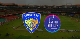 Chennaiyin FC TheSmallBigIdea,isl season 5 digital marketing mandate,afc cup Chennaiyin FC,Indian Super League winners and reigning champions,chennaiyin fc digital marketing mandate TheSmallBigIdea