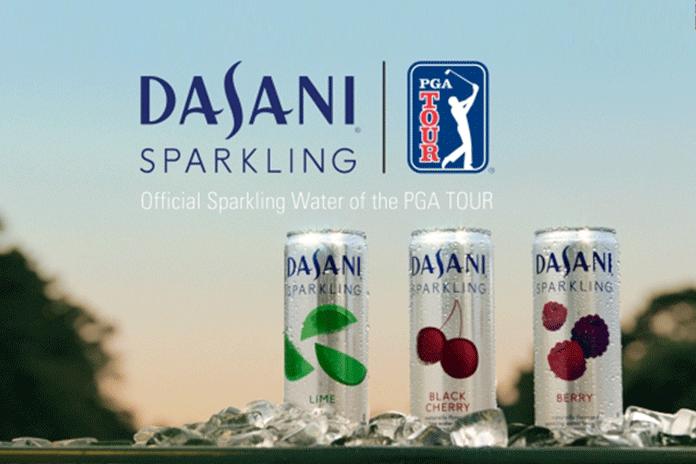 pga tour championship,DASANI PGA Tour,Coca Cola PGA Tour,dasani sparkling black cherry,PGA TOUR as DASANI Sparkling