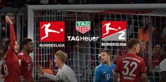 German Football League (DFL) Partnerships,La Liga, Premier League, Ligue 1,bundesliga 2,bundesliga official timekeeper,DFL Extended Partnership with Tag Heuer