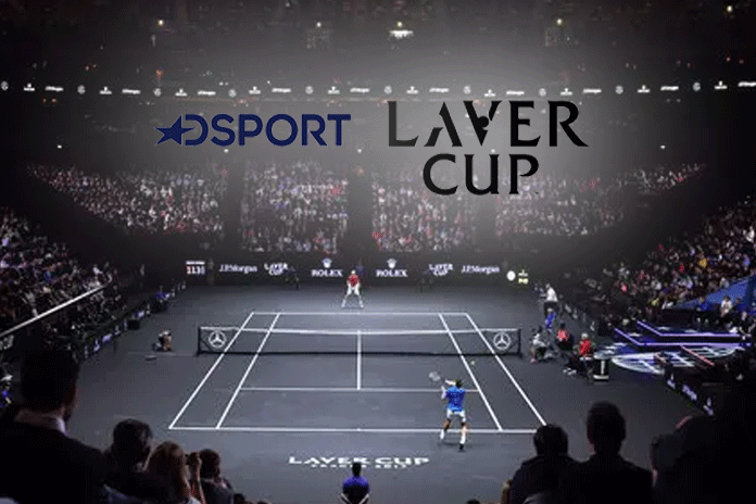 DSportLaver Cup live in India,Roger Federer and Novak Djokovic,laver cup on dsport live,roger federer Laver Cup men's tennis tournament,Laver Cup men's tennis tournament