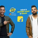Flipkart Big Billion Days,Big Billion Days Are Back,Flipkart with Virat Kohli, Ms Dhoni,cricket's biggest icons Dhoni, Kohli,Wallmart e-commerce giant