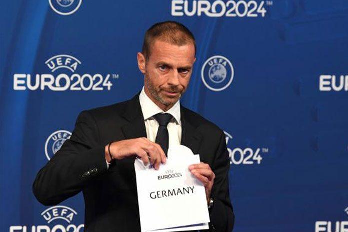 UEFA euro 2024 organising committee,german football association dfb,Germany win UEFA Euro 2024 bid,UEFA Euro 2024 bid winner,UEFA Euro 2024 Championship,InsideSport