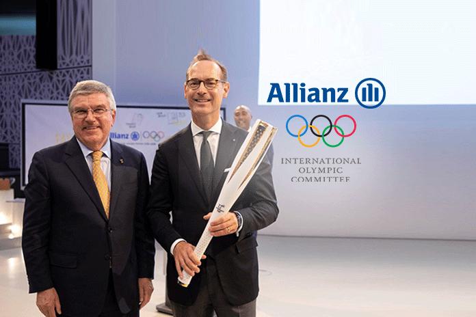 international paralympic committee,ioc allianz deal,allianz ioc top partner,international olympic committee,allianz sponsorships