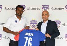 bengaluru fc jockey india,bengaluru fc,jockey india,hero indian super league,isl season 5 2018