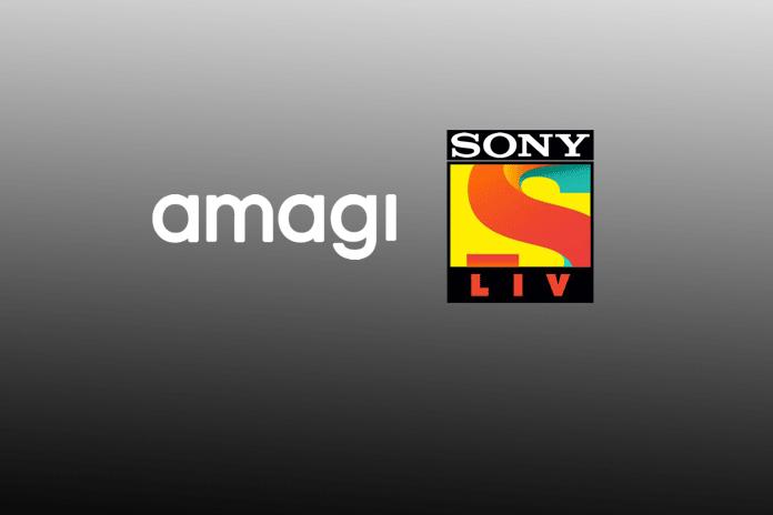 SonyLIV Amagi partnership,SonyLIV partnership with amagi,Amagi partner with SonyLiv,SonyLIV Business partnership with Amagi,sony pictures networks india