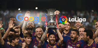 LaLiga partners with Google for illegal streaming,media rights piracy and illegal streaming,Google Partnership with laliga,fifa world cup 2018 illegal streaming,Google illegal streaming websites