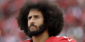 kneeling down during national anthem,Colin Kaepernick nike,Nike sales,nike kaepernick controversy,colin kaepernick
