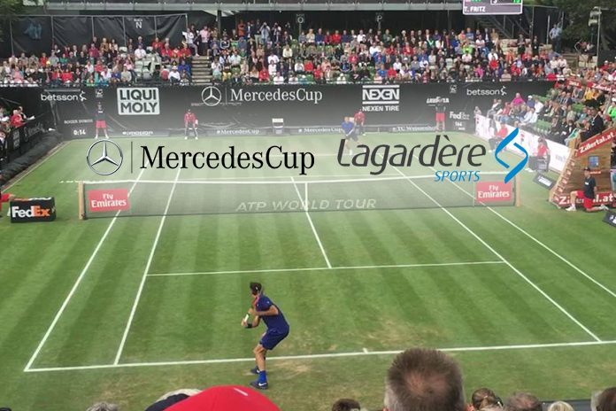 atp 250 events,Lagardère Media Rights,Lagardère Sports ATP Mercedes Cup,Lagardère Sports,ATP 250 Mercedes Cup