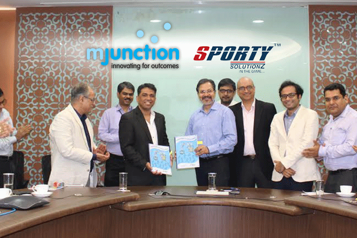board of control for cricket in india,mjunction tie-up with Sporty Solutionz,sporty solutionz mjunction tie-up,sports media rights mjunction, Sporty Solutionz,sporty solutionz e-auction tie-up with mjunction
