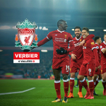 Verbier Resorts official alpine destination partner of Liverpool FC