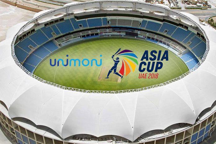 Unimoni Asia Cup,Asia Cup,Unimoni Asia Cup contest,unimoni india,asia cup 2018