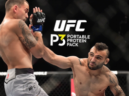 official protein snack of ufc,oscar mayer,P3 Portable Protein Packs,ultimate fighting championship,ufc sponsorship