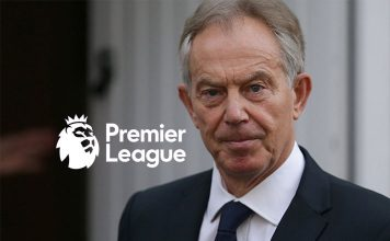 English Premier League chairman,Tony Blair English Premier League,Prime Minister of the United Kingdom,Premier League chairman Ex-United Kingdon PM,Ex-United Kingdon PM Premier League chairman