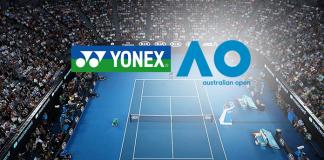 yonex stringing services,yonex Australian Open partnership,australian open yonex,yonex asutralian open deal,australian open