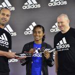 Adidas announces endorsement deal with Hima Das